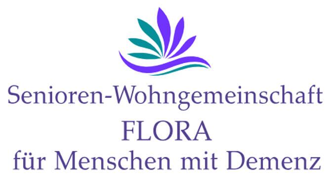 logo senioren-wohngemainschaft flora