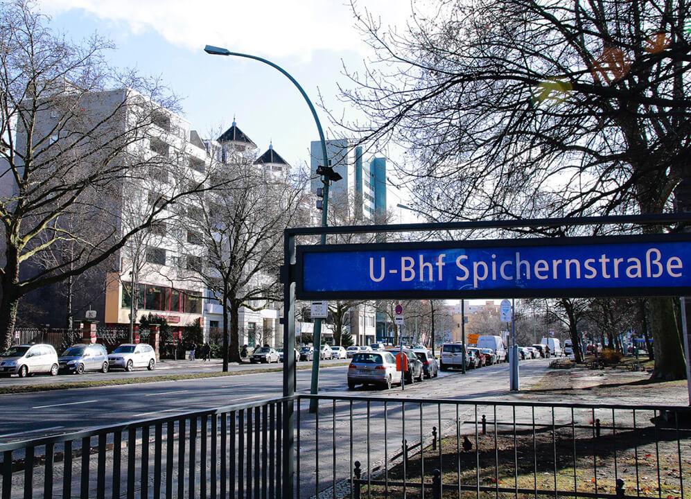 U-Bahnhof Spichernstraße