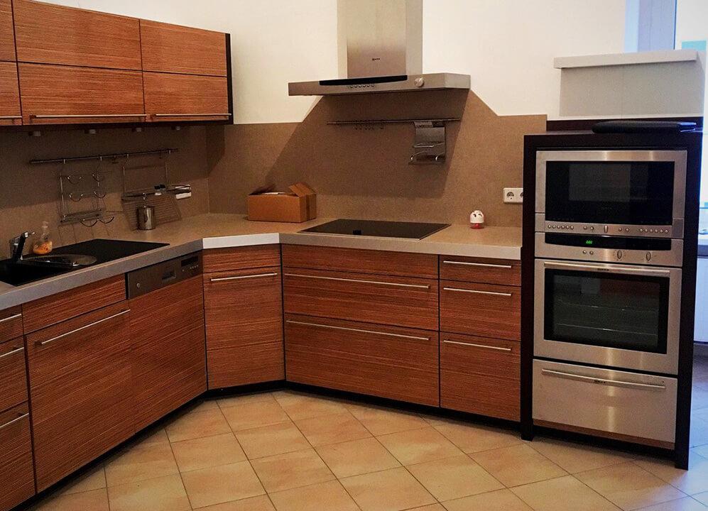Wohngemeinschaft Küche